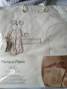Mamas and papas 4 Pice Crib Set. Once Upon A Time