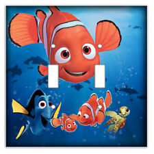 Nemo Decorative Double Toggle Light Switch Cover - Switch Plate