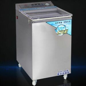 WOO Commercial Food Sealing Packing Machine Dual Chamber Industry Vacuum Sealer