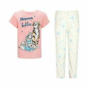 ALADDIN JASMINE Girls Pyjamas Age 5/6 YEARS Brand New IN Packet
