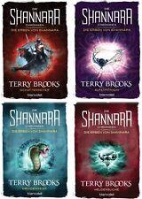 Terry Brooks Die Shannara Chroniken Die Erben von Shannara Heldensuche Druidenge