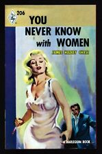 James Hadley Chase, You Never Know with Women, Harlequin, 2009