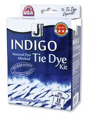 Jacquard Indigo Tie Dye Kit Natural Dye Method Indigo Dye for Shibori Results