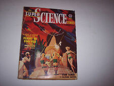 Super Science Stories November 1950 Issue Volume 7 Number 3 Pulp Magazine