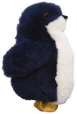 Flat Friends Fairy Penguin Lambskin comforter - soft toy