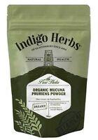BIO Mucuna Pruriens Pulver - 100g - Indigo Herbs