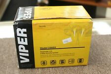 Viper 3305V 2-Way Lcd Pager Complete Car Alarm Keyless Entry System