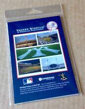 YANKEE STADIUM SEALED POSTCARD PACK OF 5 PREMIUM CARDS BY RAH NEW YORK YANKEES
