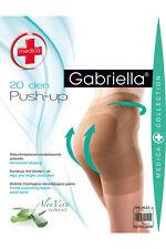 GABRIELLA TIGHTS PUSH-UP 20DEN IMMEDIATE SHAPING HIPS AND THIGHS ALOE VERA LOT