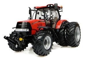 Universal Hobbies UH4933 Case Puma IH CVX240 Dual Wheels Tractor EU Version 1:32