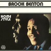 Brook Benton - Home Style [CD]