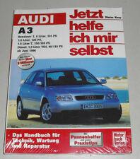 Reparaturanleitung Audi A3 Typ 8L Benziner + TDI ab Baujahr 1996
