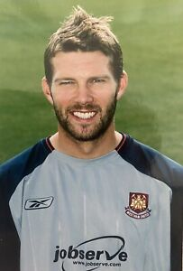 Jimmy Walker WEST HAM UNITED Official Club shop issue 6x4 Photo.