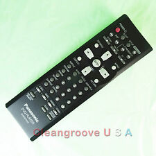 Panasonic EUR7617010 DVD Factory Remote Control with Battery Cover Tech Tested