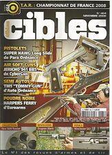 CIBLES N°464 SUPER HAWG LONG SLIDE DE PARA ORDNANCE / JERICHO 941 BBS /TOMMY GUN