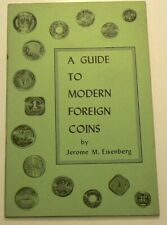 1958 Guide To Modern Foreign Coins by Jerome Eisenberg #9226