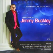 Jimmy Buckley - From Here to the Moon & Back-T [New CD] UK - Import
