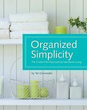 Organized Simplicity, tsh-oxenreider, Very Good Book