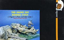 Jaguar Models 1/35 The Short Cut Bosnia 1944 (Resin Diorama Set) 63605