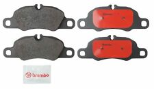 Front Disc Brake Pad Set Brembo P65018N for Porsche 718 911 Boxster Cayman