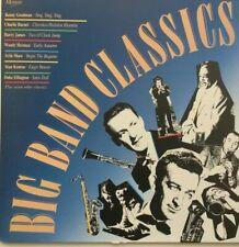 "VARIOUS ""BIG BAND CLASSICS"" 1988 SWING JAZZ MINT PRISTINE CONDITION UNPLAYED"