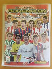 Coleccion completa de 360 Base Cards + Album Liga BBVA Adrenalyn XL 2013/2014