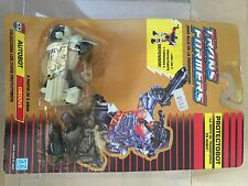 Transformers G1 1990 classic GROOVE MOSC defensor hasbro