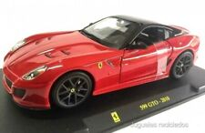 Ferrari 599 GTO 2010 1:24 Burago Diecast coche Supercar