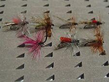 21 tricopteros pluma de León. Sin muerte. Pesca a mosca. FLY FISHING (18)