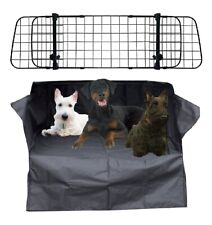 Car Headrest Dog Guard & Bootliner Protectors Fiat Seicento 1998-2010