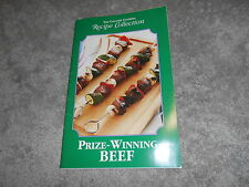 THE COUNTRY COOKING RECIPE COLLECTION 2008 PRIZE WINNING BEEF