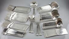Tiffany & Co. Sterling Silver Flatware Set Century Pattern 119 Pieces
