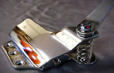 VINTAGE STYLE TREMOLO TAILPIECE FOR ELECTRIC GUITAR