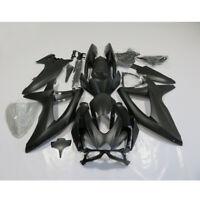 Matte Black ABS Injection Kit Fairing Fit for Suzuki GSXR600/750 2008-2010 K8 09