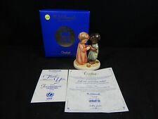 Goebel M.I. Hummel Figurine #662/I Friends Together Tm7 W/ Box