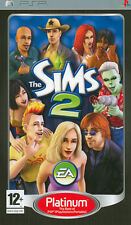 The Sims 2 Platinum SONY PSP IT IMPORT ELECTRONIC ARTS