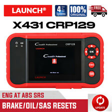 Automotive OBD2 Scanner Check Car Engine Transmission SRS ABS Reset Oil EPB SAS