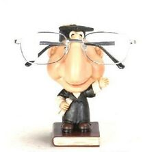 Graduate Eyeglass Glasses Holder Stand Nose Rack Reading Spectacles Specs Gift