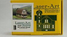 NIB HO Branchline Laser-Art #639 Tucson House Kit