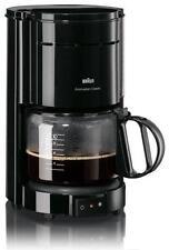 Braun Kaffeemaschinen aus Kunststoff-Filter