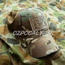Australian Multican Flag Patch - army tactical not platatac sord ada amcu crye