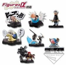 Banpresto Ichiban Kuji ONE PIECE Worst Generation #J Full 7Figure=Den Den Mushi+