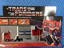 Transformers WalMart Reissue Vintage Starscream Hot Rod Soundwave Prime
