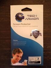 Tech Armor HD Clear Screen Protector [2Pack] for HTC One