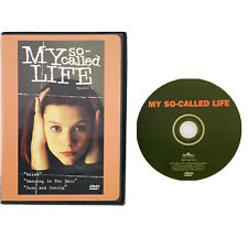 My So-Called Life Claire Danes Jared Leto Volume One Dvd With Box