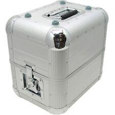 ZOMO MP-80 XT SILVER valigia bauletto rigido alluminio x contenere vinili dischi