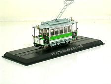 Markenlose Modellbahnloks der Spur H0