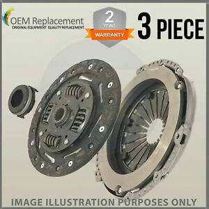 For Toyota Starlet _P8_ Hback 1.0 89-92 3 Piece Clutch Kit