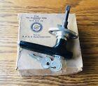 1920s 1930s Studebaker DOOR HANDLE w/LOGO KEYS vtg antique NOS exterior lock