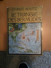 Le triangle des Bermudes, Flammarion, 1975 - Charles Berlitz